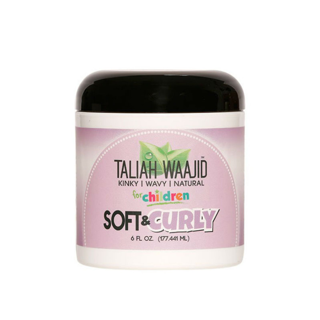 Taliah Waajid Kinky, Wavy & Natural for Children Soft & Curly (6 oz.)
