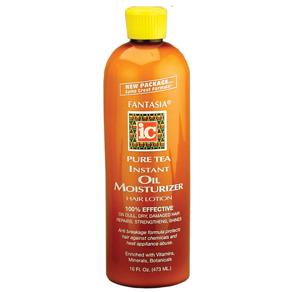 Fantasia IC Pure Tea Instant Oil Moisturizing Lotion (16 oz.)