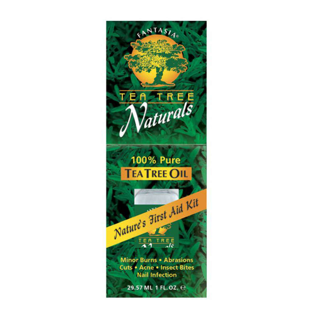 Fantasia Tea Tree Naturals 100% Pure Tea Tree Oil (1 oz.)