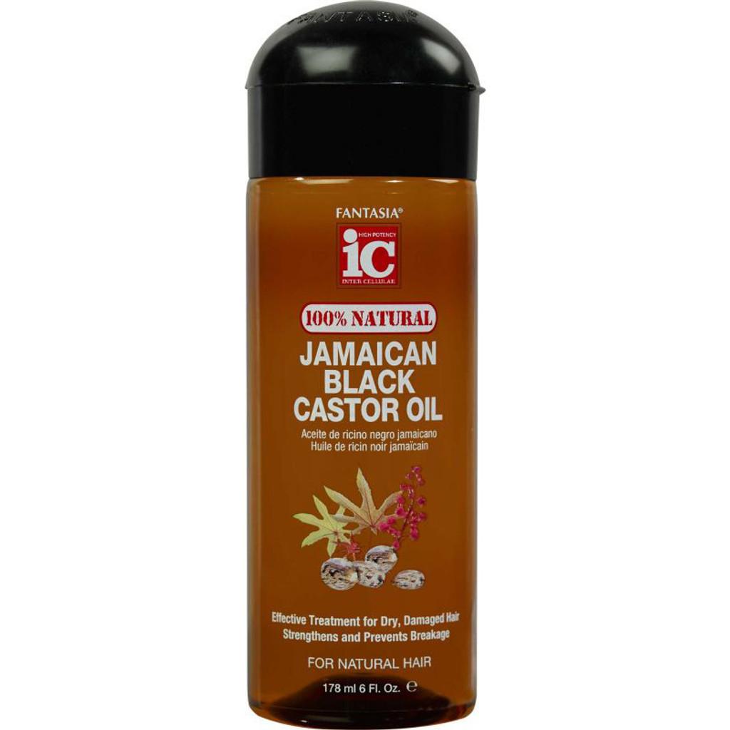 Fantasia Jamaican Black Castor Oil (6 oz.)
