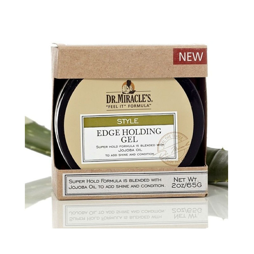 Dr. Miracle's Edge Holding Gel (2 oz.)