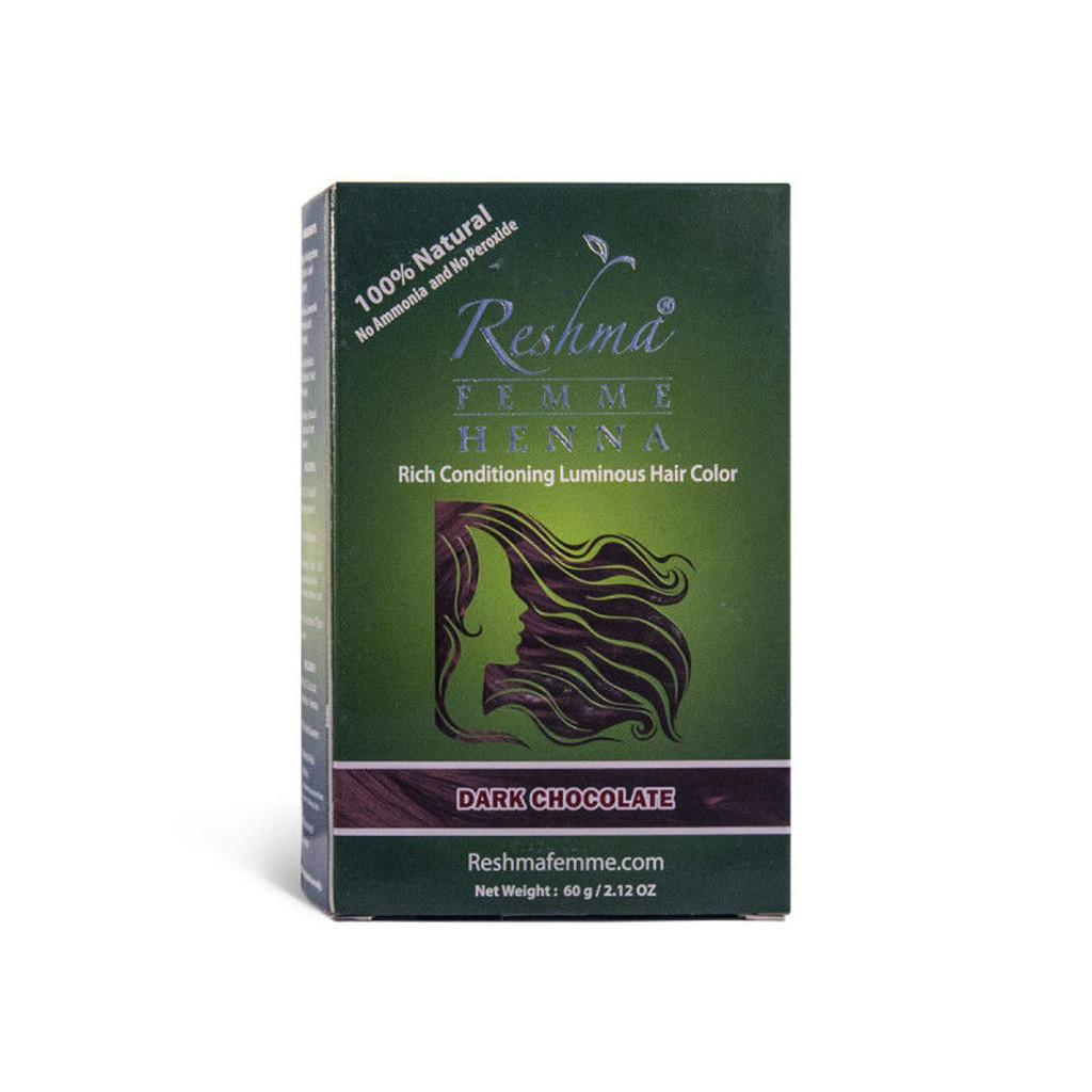 Reshma Beauty Classic Henna - Dark Chocolate (150 gms.)