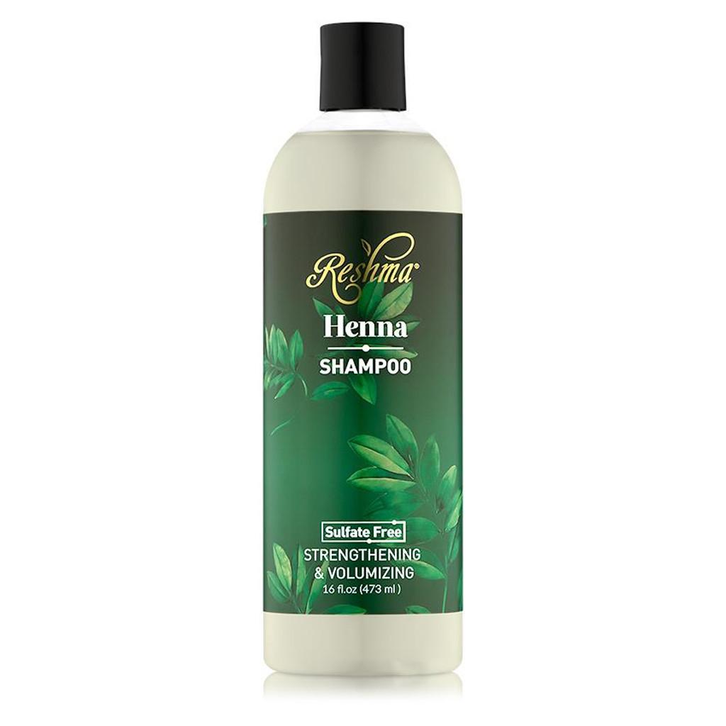 Reshma Beauty Henna Strengthening Sulfate-Free Shampoo (16 oz.)