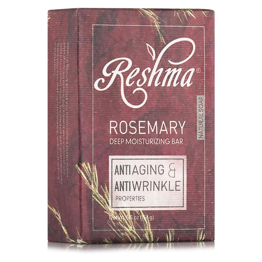 Reshma Beauty Rosemary Deep Moisturizing Soap Bar (5.5 oz.)