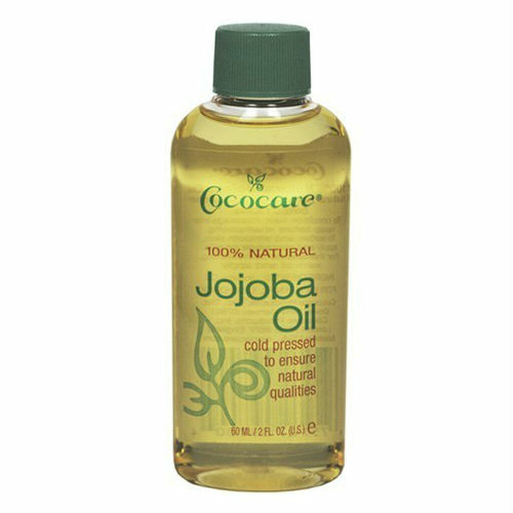 Cococare 100% Natural Jojoba Oil (2 oz.)