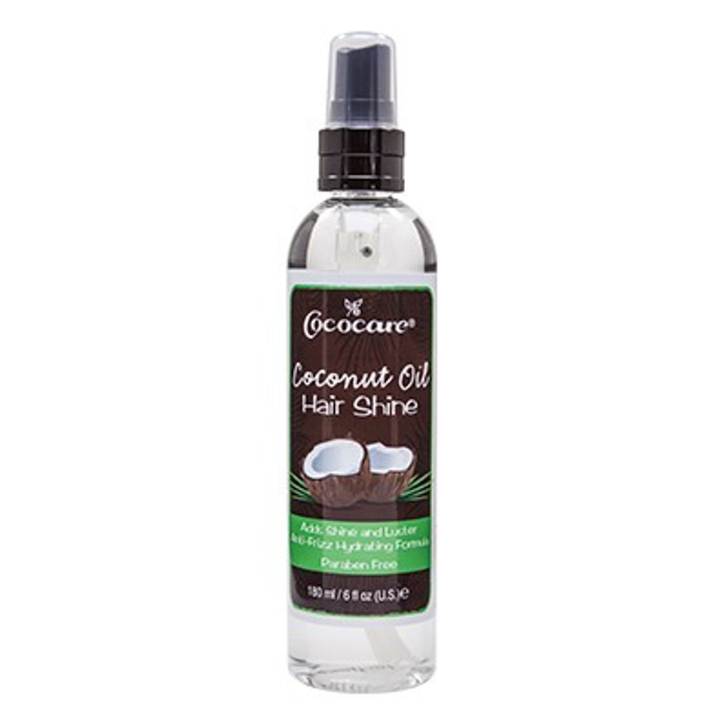 Cococare Coconut Oil Hair Shine (6 oz.)