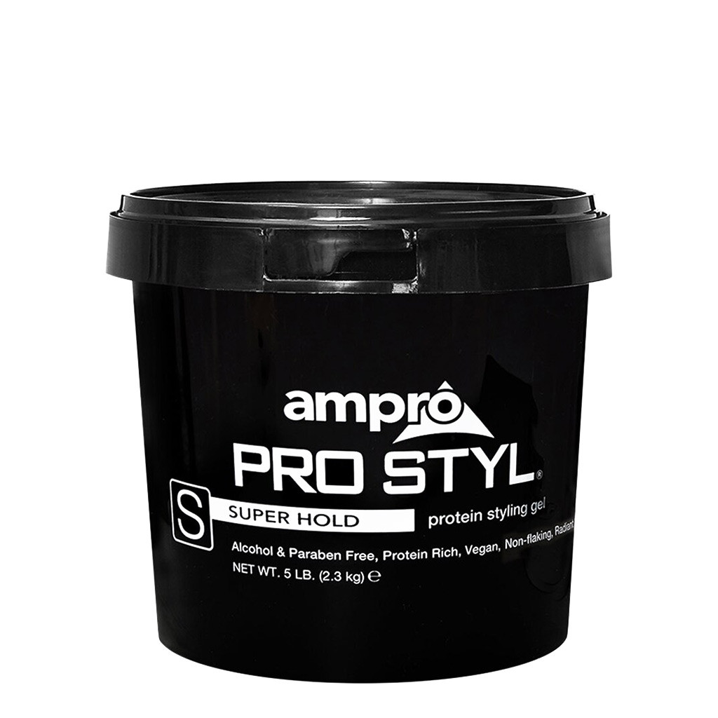 Ampro Pro Styl Protein Styling Gel Super Hold (5 lb.)