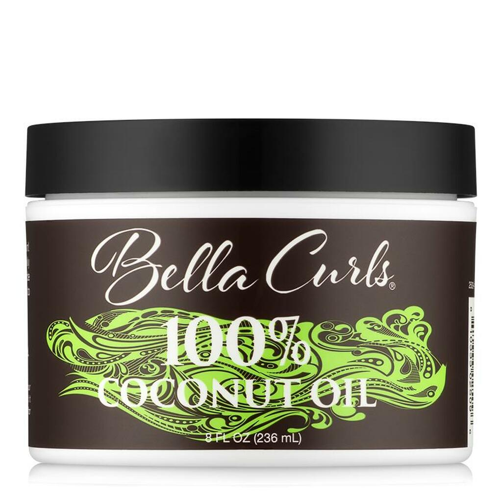 Bella Curls 100% Coconut Oil (8 oz.)