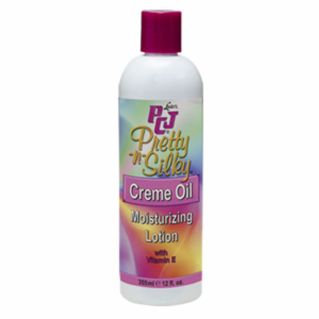 Luster's PCJ Pretty-N-Silky Creme Oil Moisturizing Lotion (12 oz.)