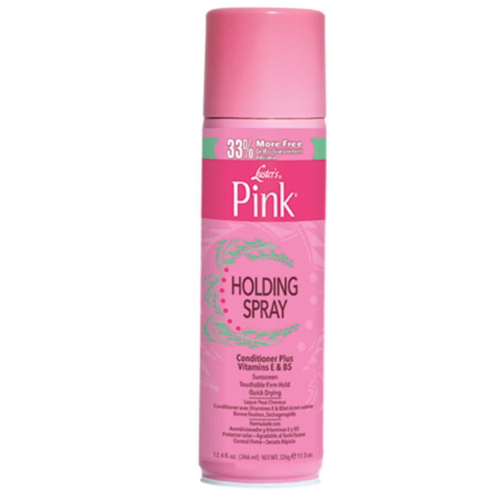 Luster's Pink Holding Spray (12.4 oz.)