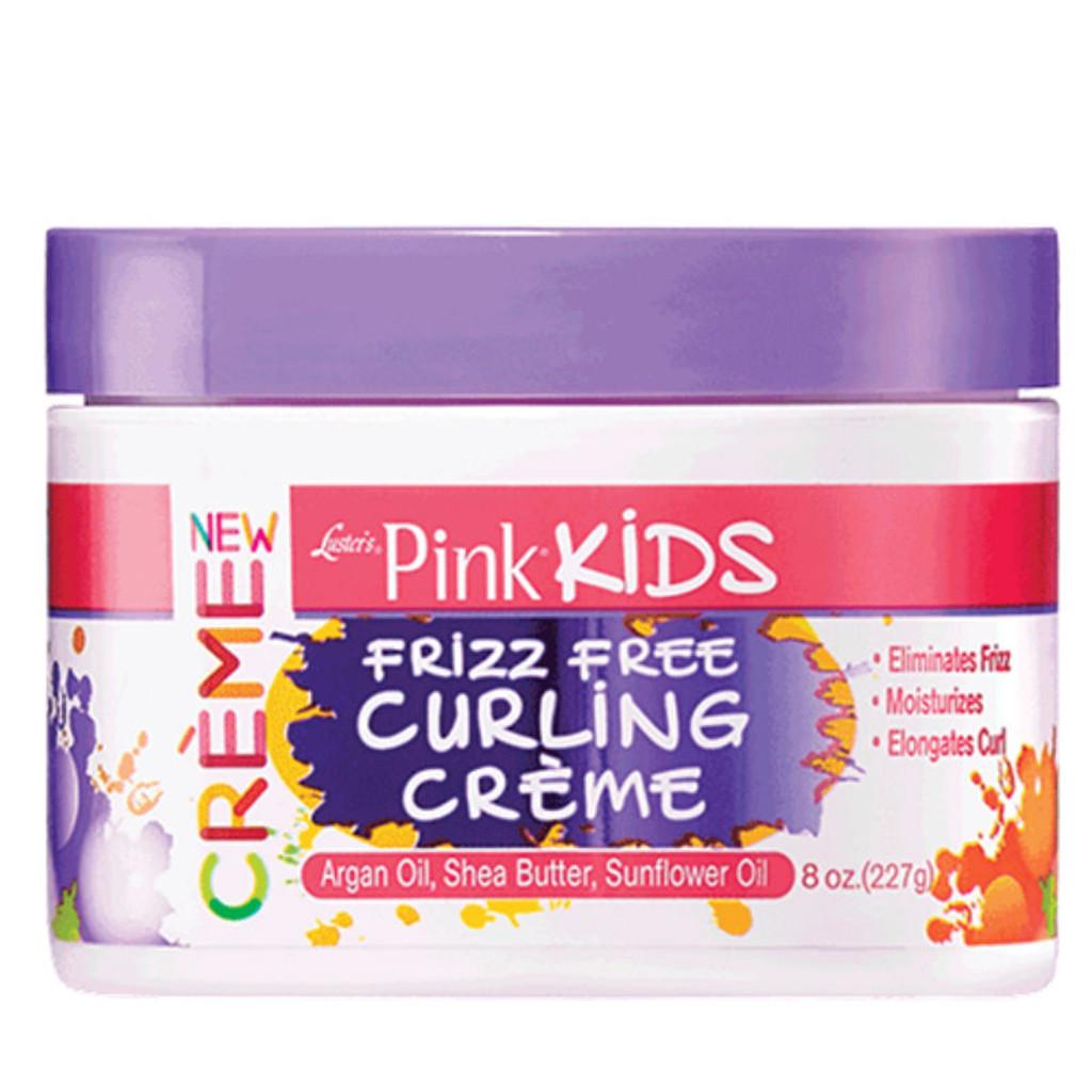 Luster's Pink Kids Frizz Free Curling Creme (8 oz.)