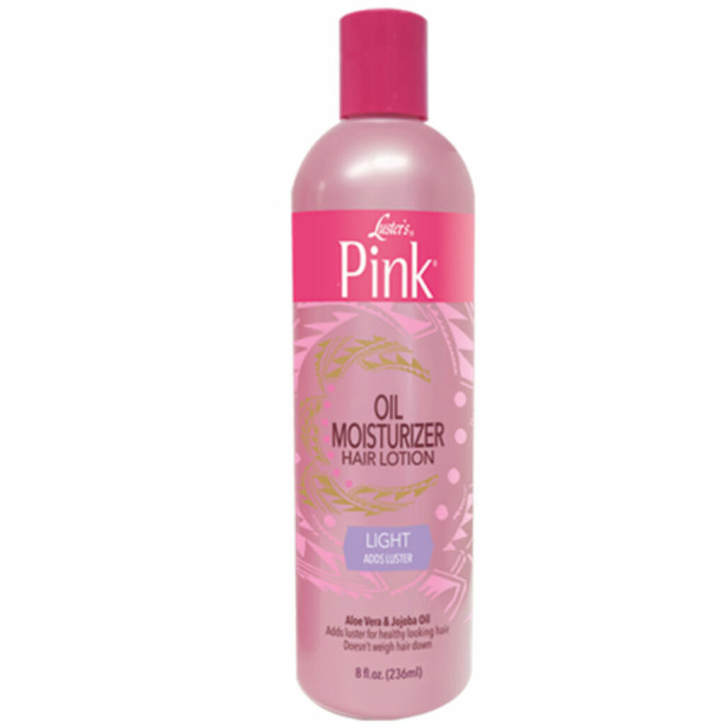 Luster's Pink Light Oil Moisturizer Hair Lotion (12 oz.)
