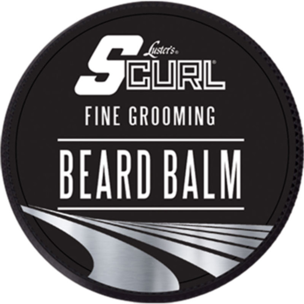 Luster's SCurl Beard Balm (3.5 oz.)