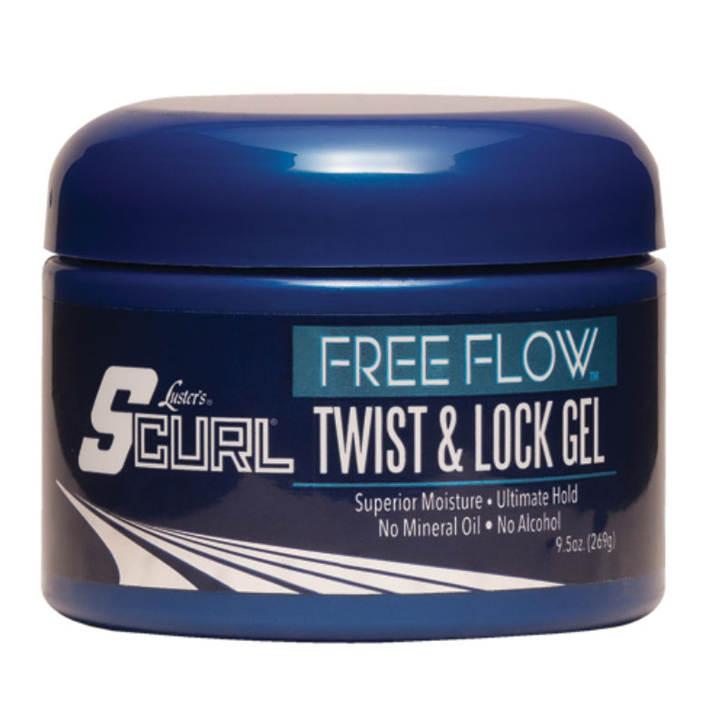 Luster's SCurl Free Flow Twist & Lock Gel (9.5 oz.)