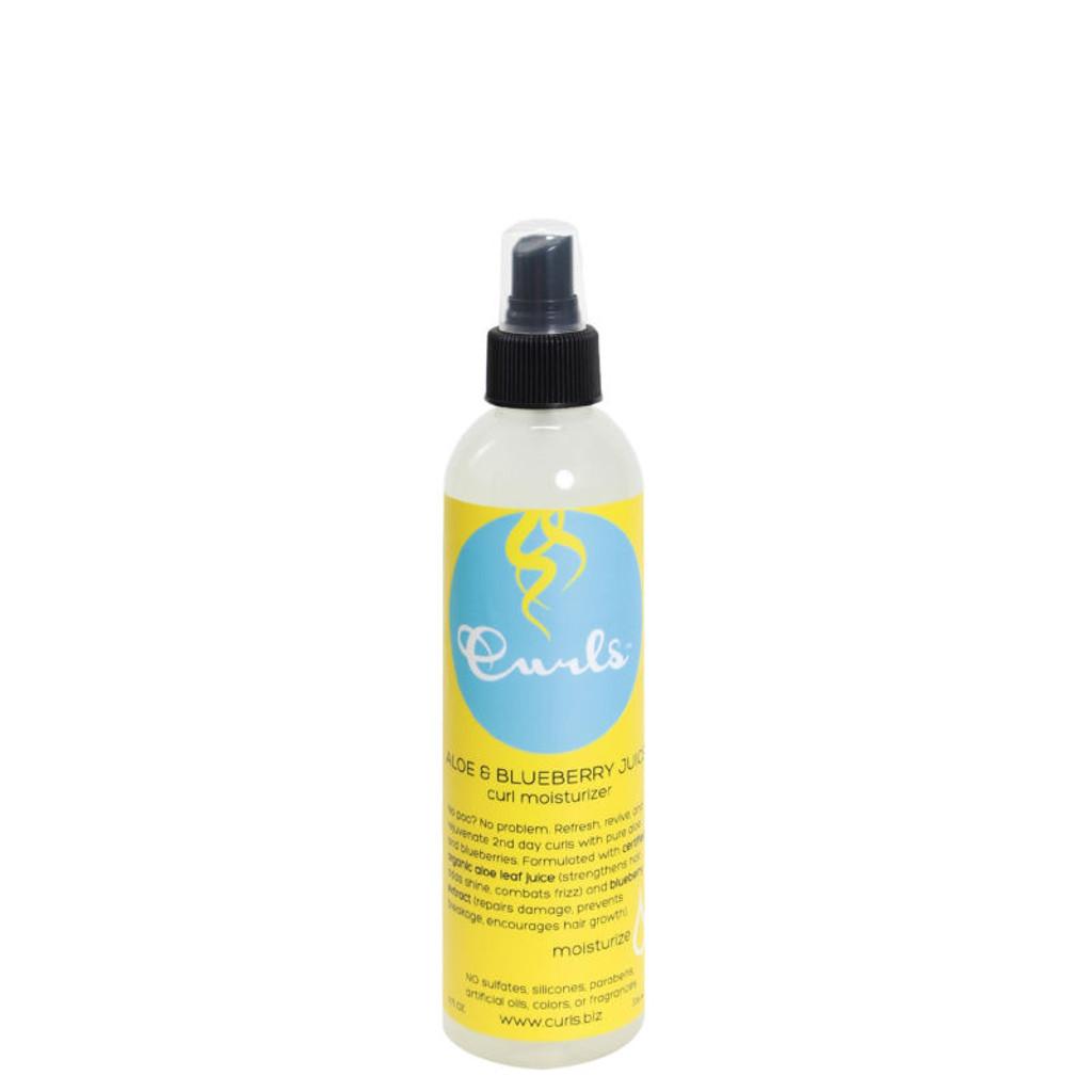 CURLS Aloe & Blueberry Juice Curl Moisturizer (8 oz.)
