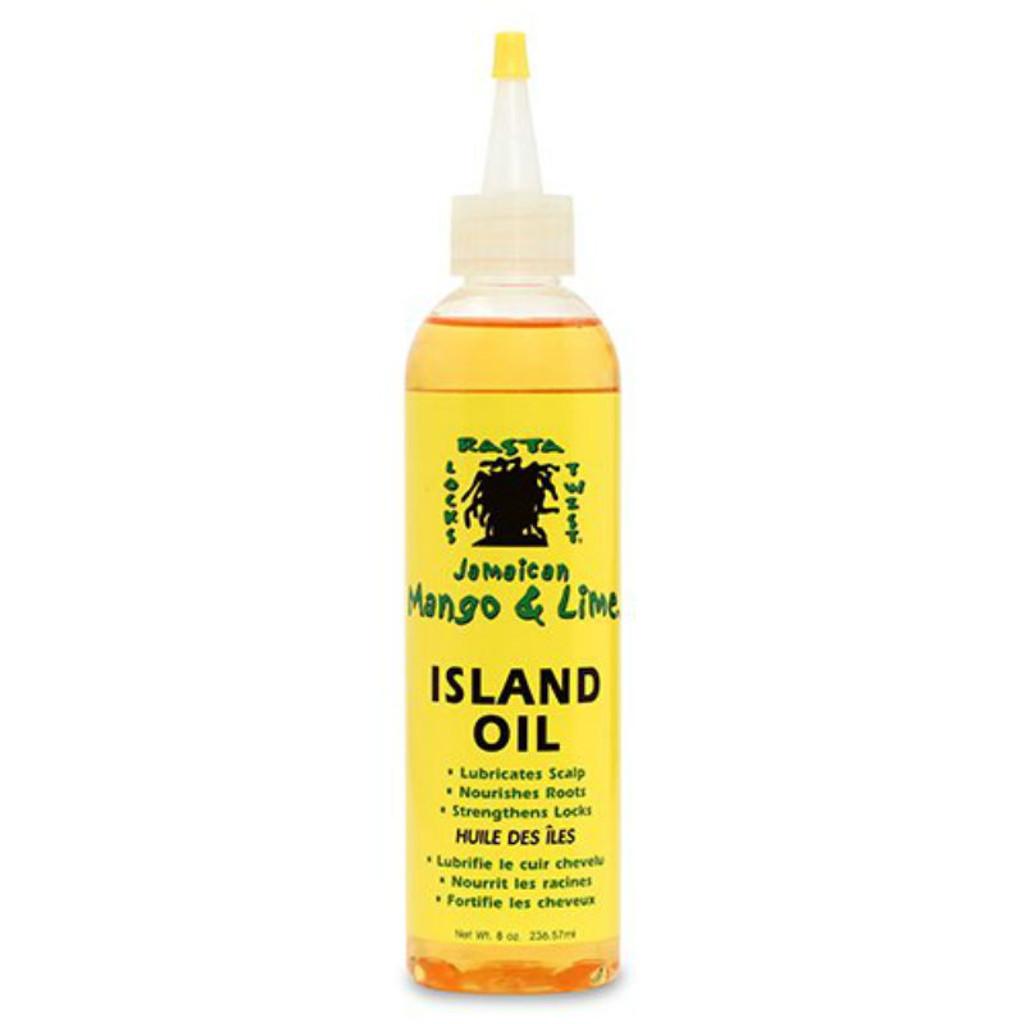 Jamaican Mango & Lime Island Oil (8 oz.)