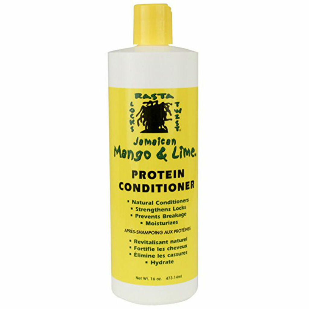 Jamaican Mango & Lime Protein Conditioner (16 oz.)
