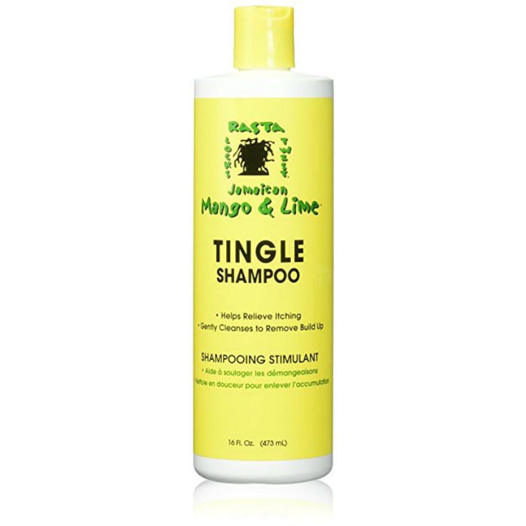 Jamaican Mango & Lime Tingle Shampoo (16 oz.)