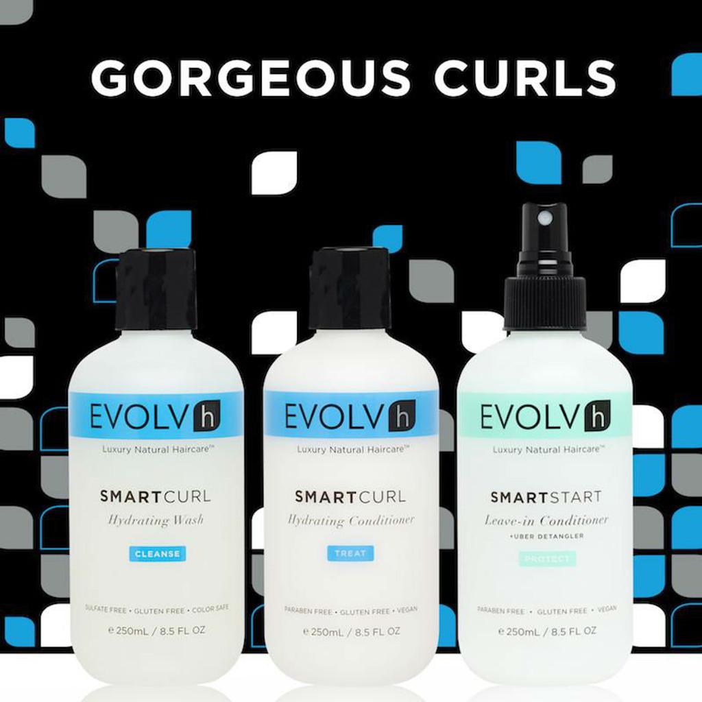 EVOLVh Gorgeous Curls Kit (3 pc.)