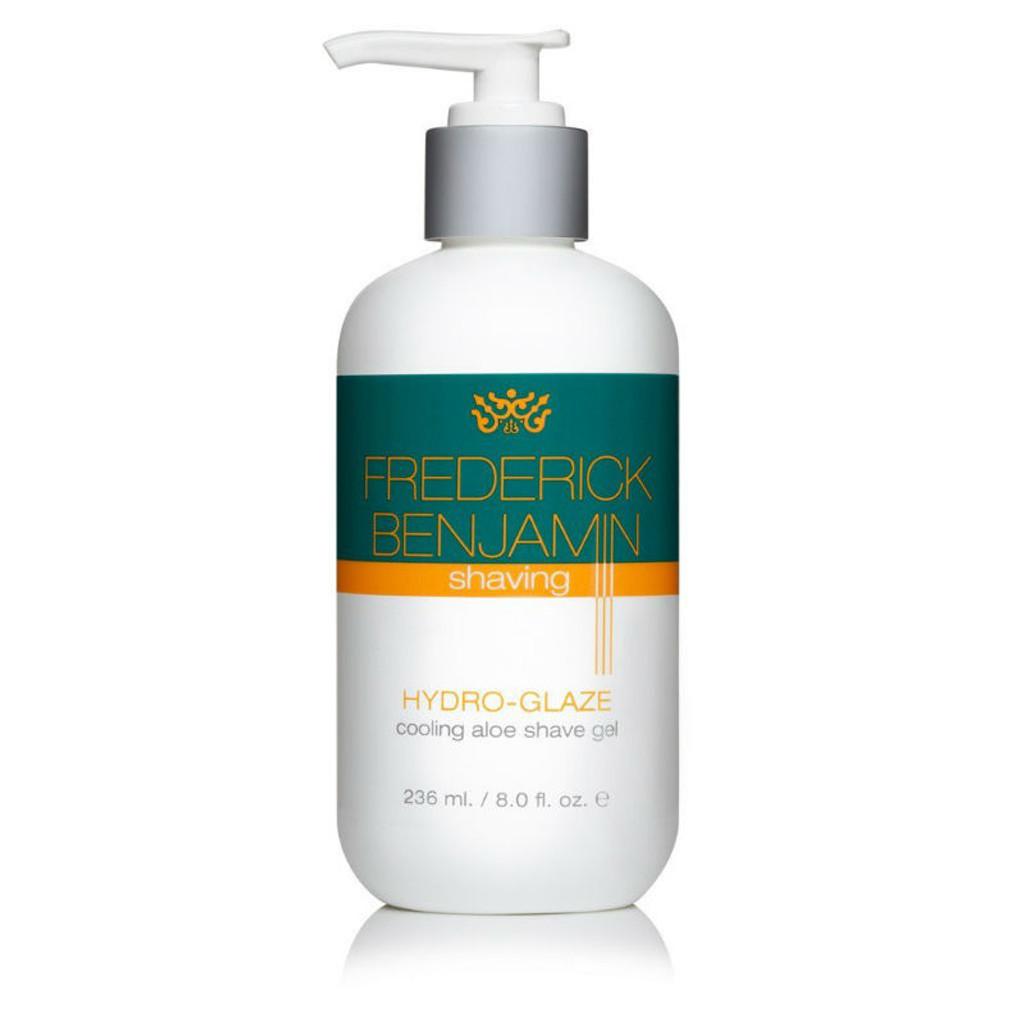 Frederick Benjamin Shaving Hydro-Glaze Cooling Aloe Shave Gel (8 oz.)