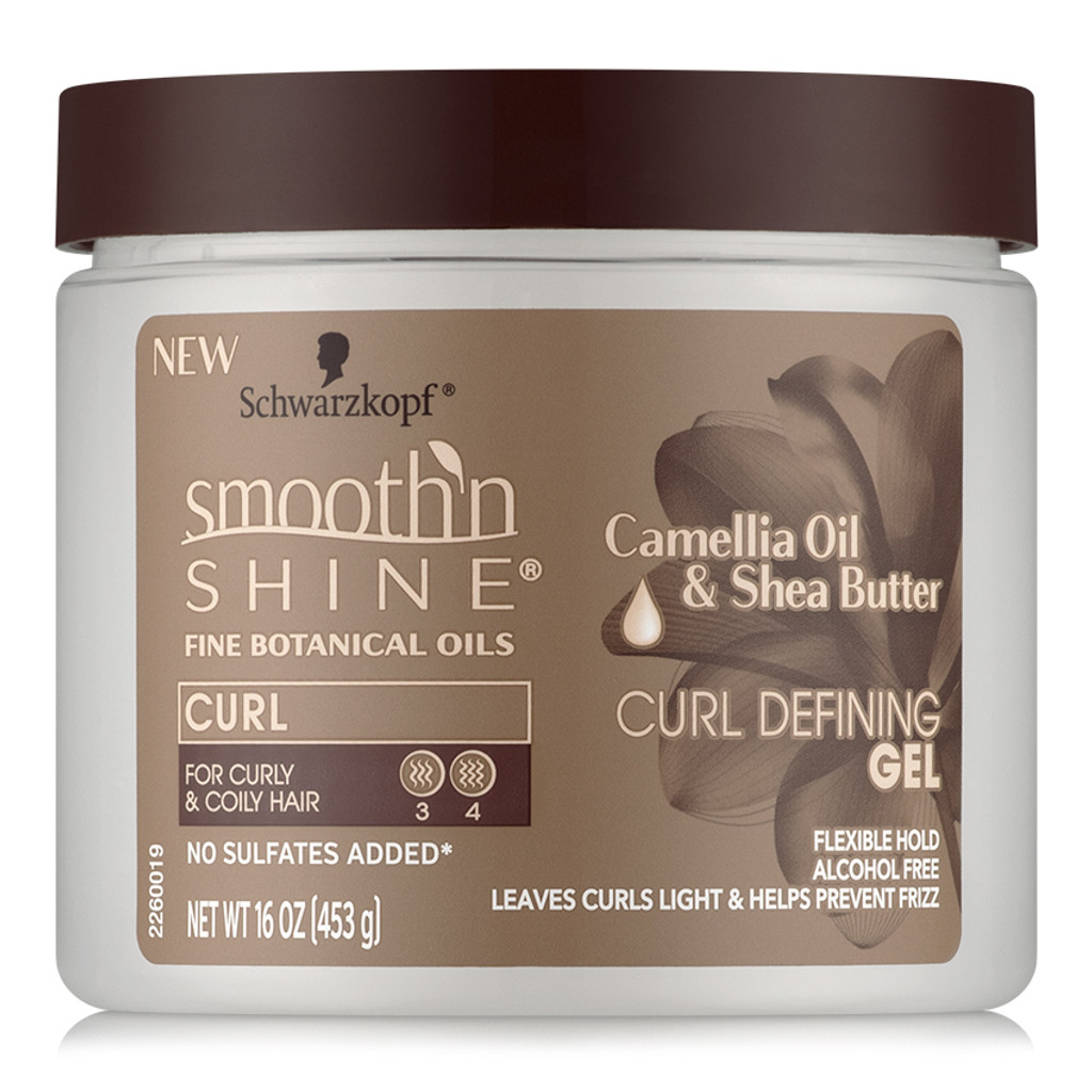 Smooth 'n Shine Curl Defining Gel (16 oz.)