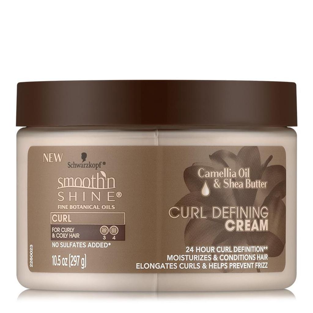 Smooth 'n Shine Curl Defining Cream (10.5 oz.)
