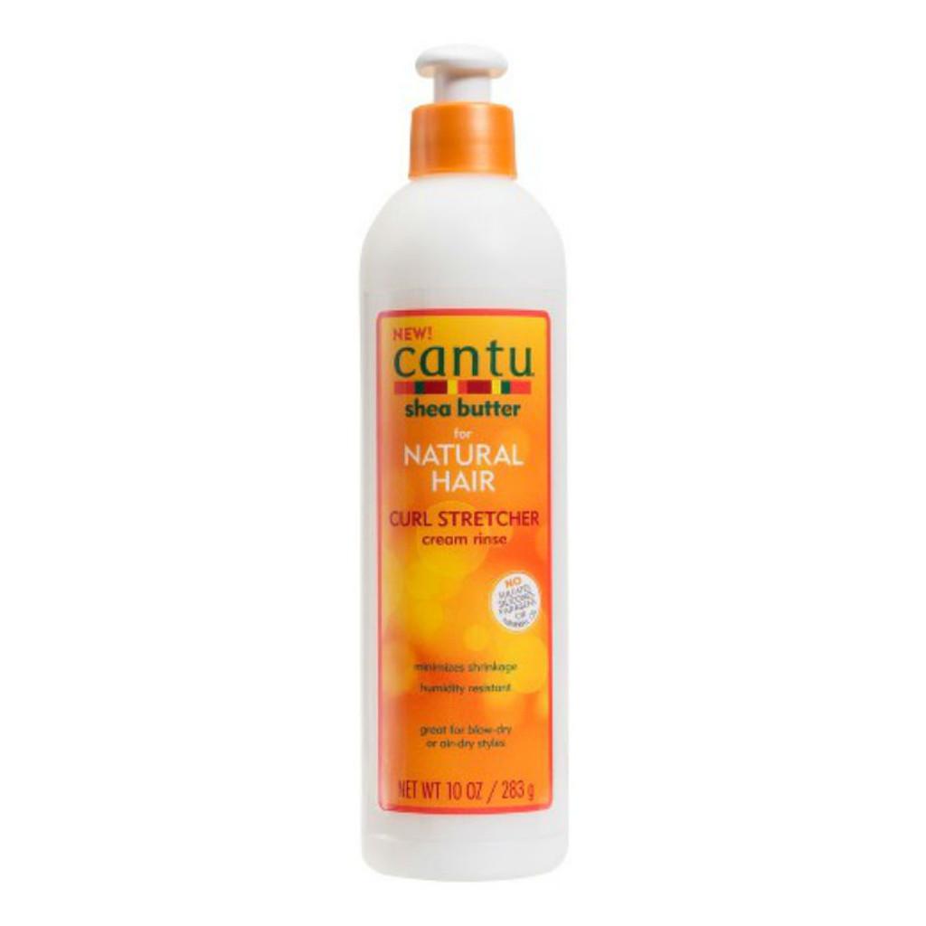 Cantu for Natural Hair Curl Stretcher Cream Rinse (10 oz.)