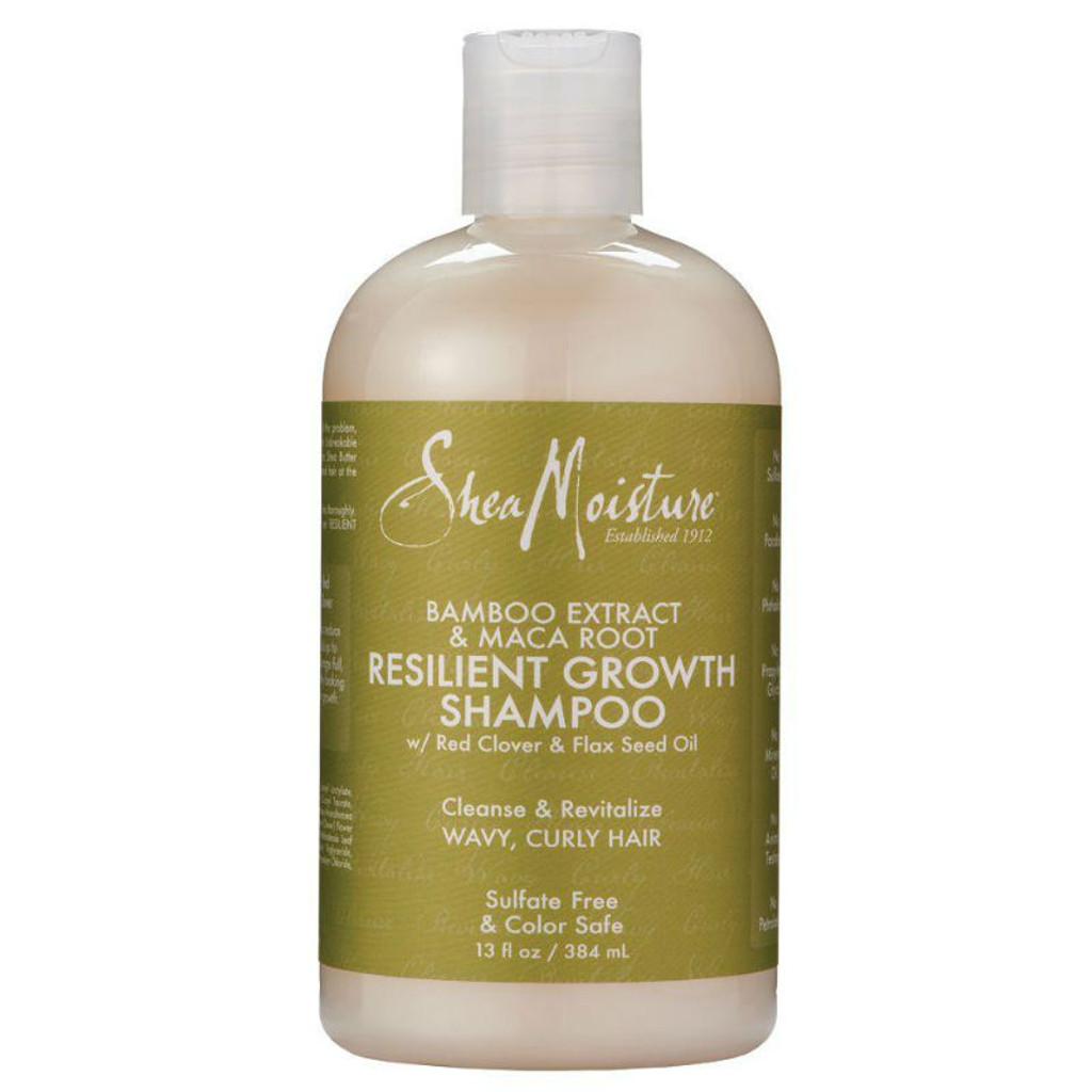 SheaMoisture Bamboo & Maca Root Resilient Growth Shampoo (13 oz.)