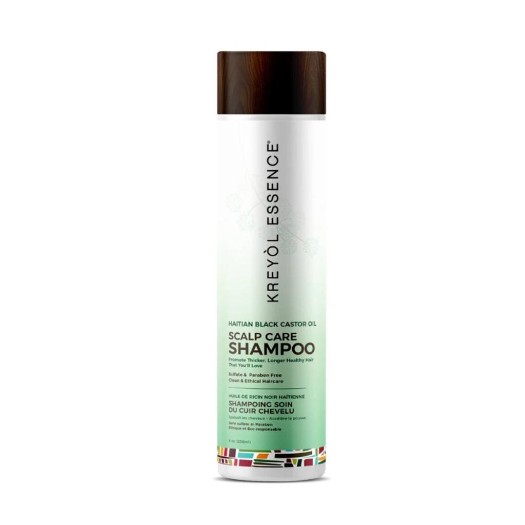 Kreyol Essence Haitian Black Castor Oil Scalp Care Shampoo (8 oz.)