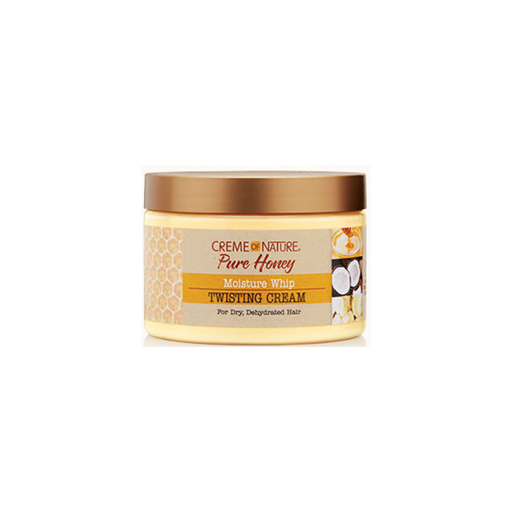 Creme of Nature Pure Honey Moisture Whip Twisting Cream (11.5 oz.)