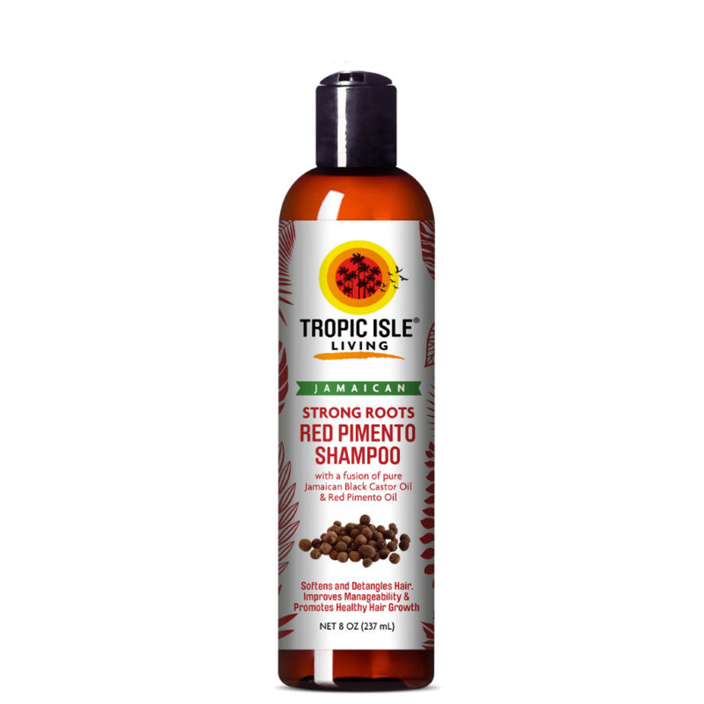 Tropic Isle Living Jamaican Strong Roots Red Pimento Shampoo (8 oz.)