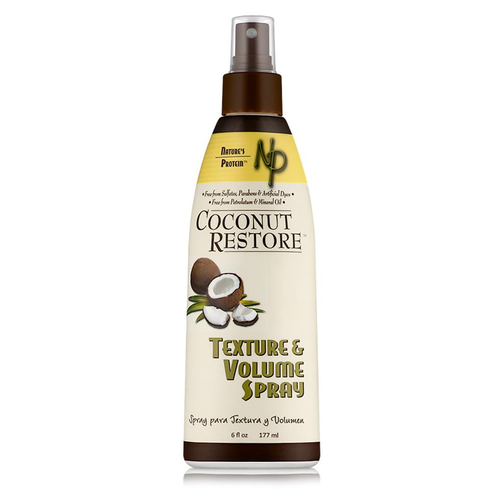 Coconut Restore Texture & Volume Spray (6 oz.)