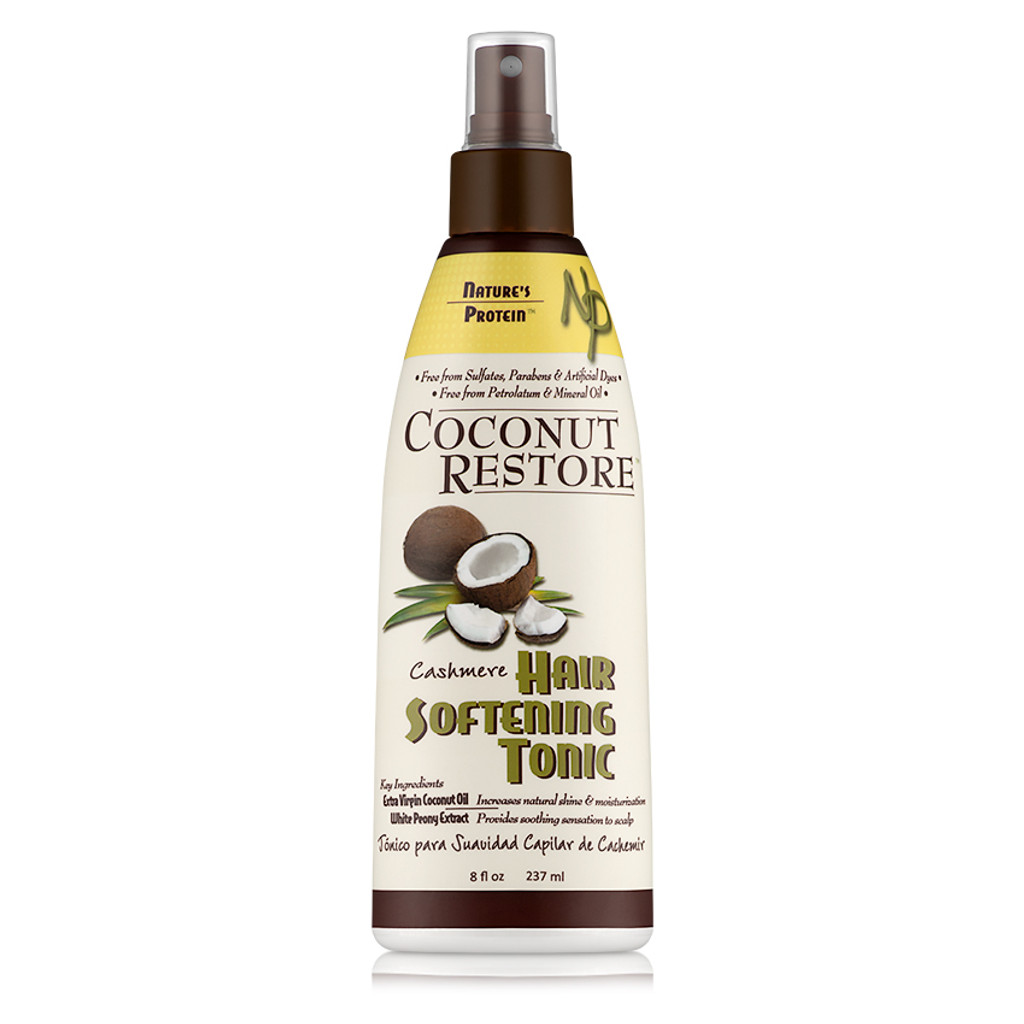 Coconut Restore Cashmere Hair Softening Tonic (8 oz.)