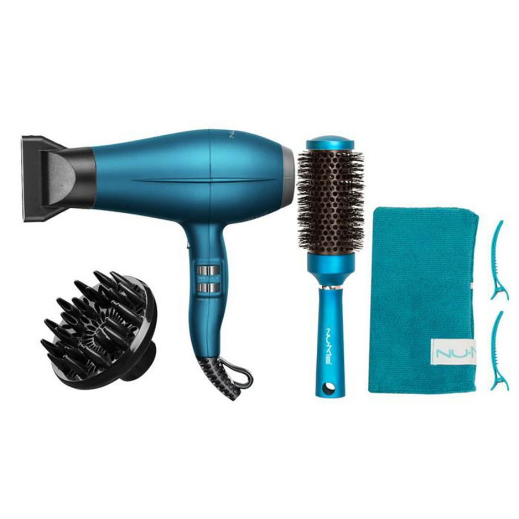 NuMe Blowout Boutique - Turquoise