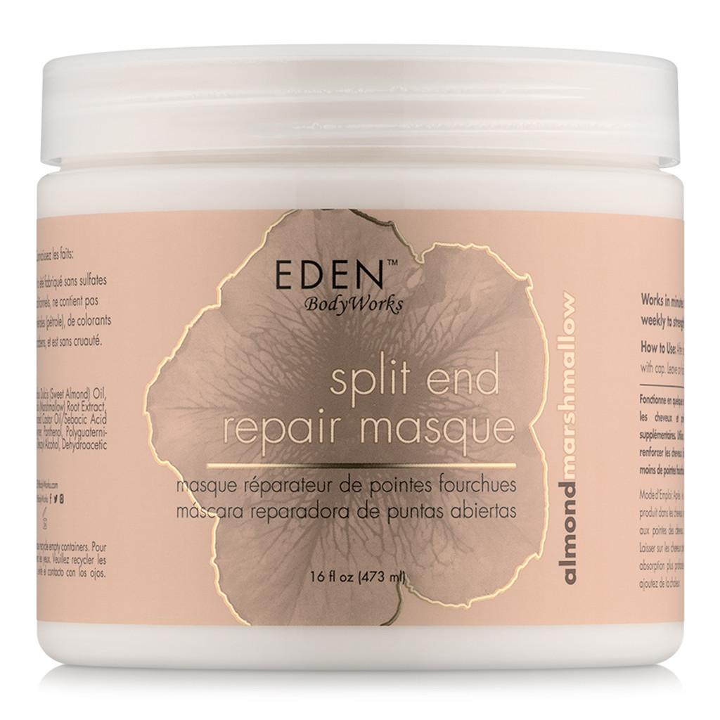 EDEN BodyWorks Almond Marshmallow Split End Repair Masque (16 oz.)
