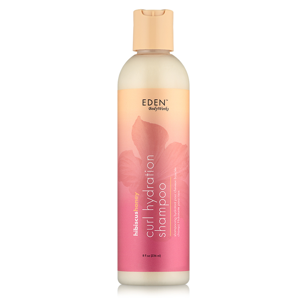 EDEN BodyWorks Hibiscus Honey Curl Hydration Shampoo (8 oz.)