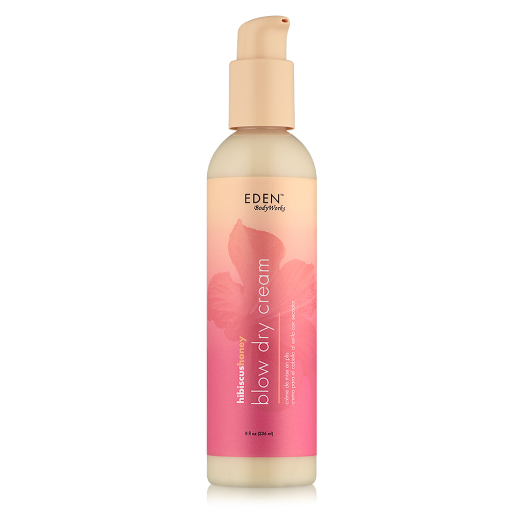 EDEN BodyWorks Hibiscus Honey Hydration Blow Dry Cream (8 oz.)