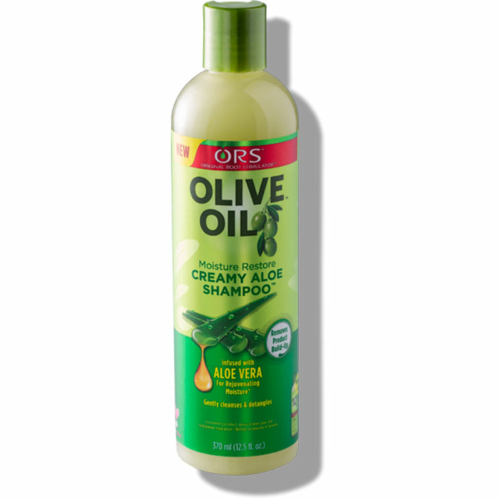 ORS Olive Oil Moisture Restore Creamy Aloe Shampoo (12.5 oz.)