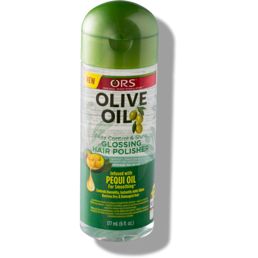 ORS Olive Oil Frizz Control & Shine Glossing Hair Polisher (6 oz.)
