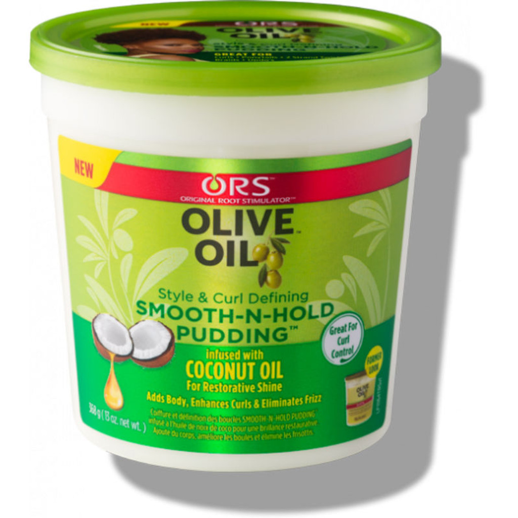 ORS Olive Oil Style & Curl Defining Smooth-N-Hold Pudding (13 oz.)