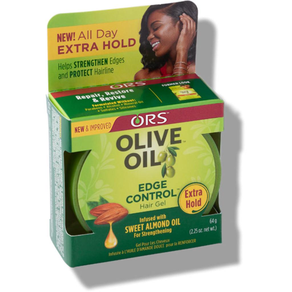 ORS Olive Oil Edge Control Hair Gel (2.25 oz.)