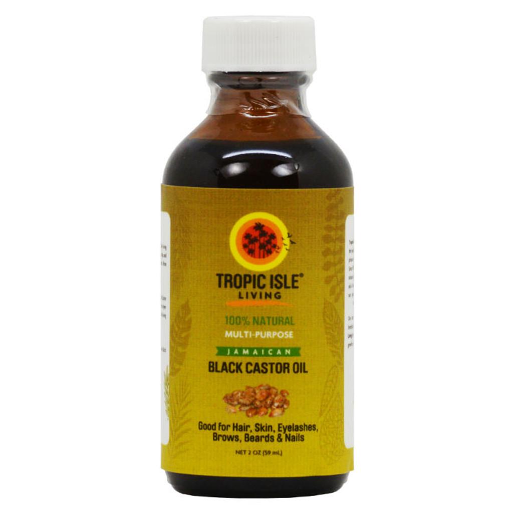 Tropic Isle Living Jamaican Black Castor Oil (2 oz.)