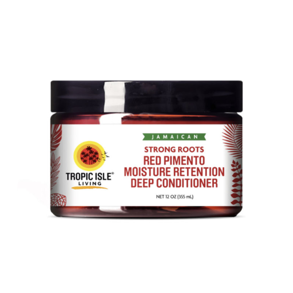 Tropic Isle Living Jamaican Strong Roots Red Pimento Moisture Retention Deep Conditioner (12 oz.)
