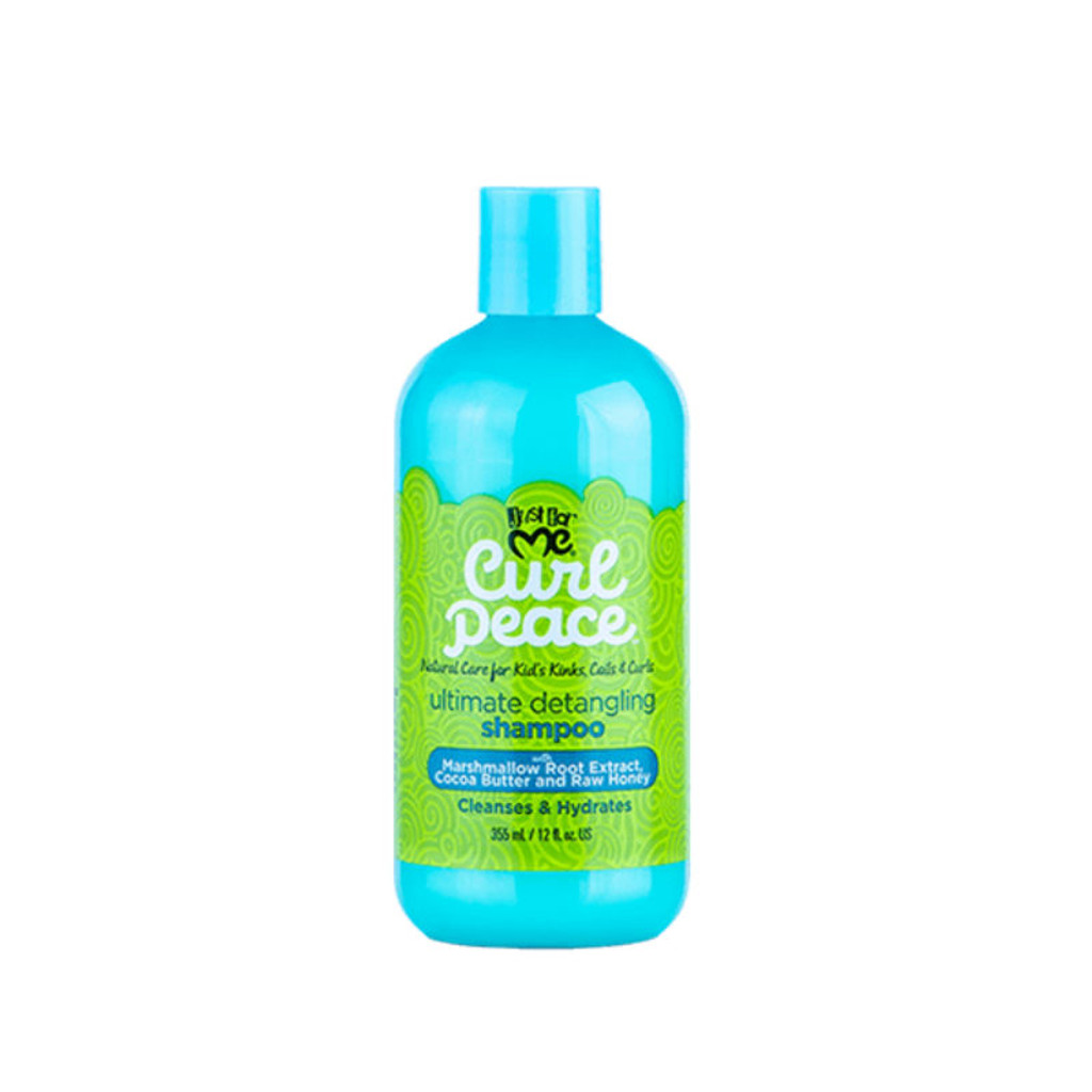 Just For Me Curl Peace Ultimate Detangling Shampoo (12 oz.