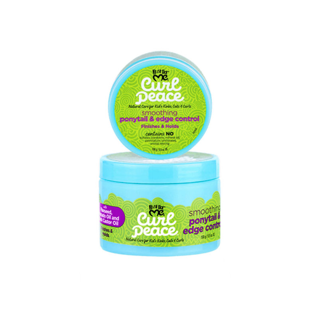 Just For Me Curl Peace Smoothing Ponytail & Edge Control (5.5 oz.)