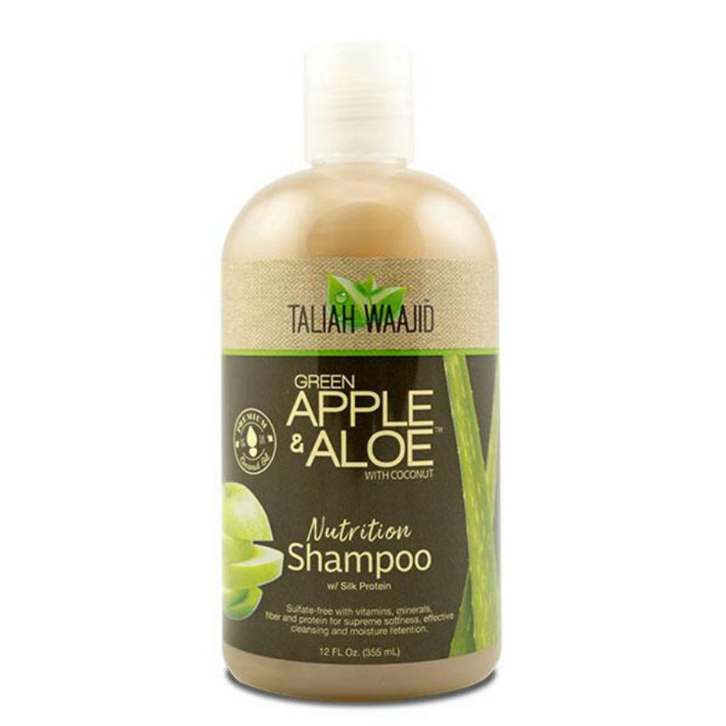 Taliah Waajid Green Apple And Aloe Nutrition Shampoo (12 oz.)