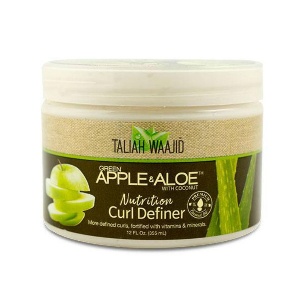 Taliah Waajid Green Apple & Aloe Nutrition Curl Definer (12 oz.)