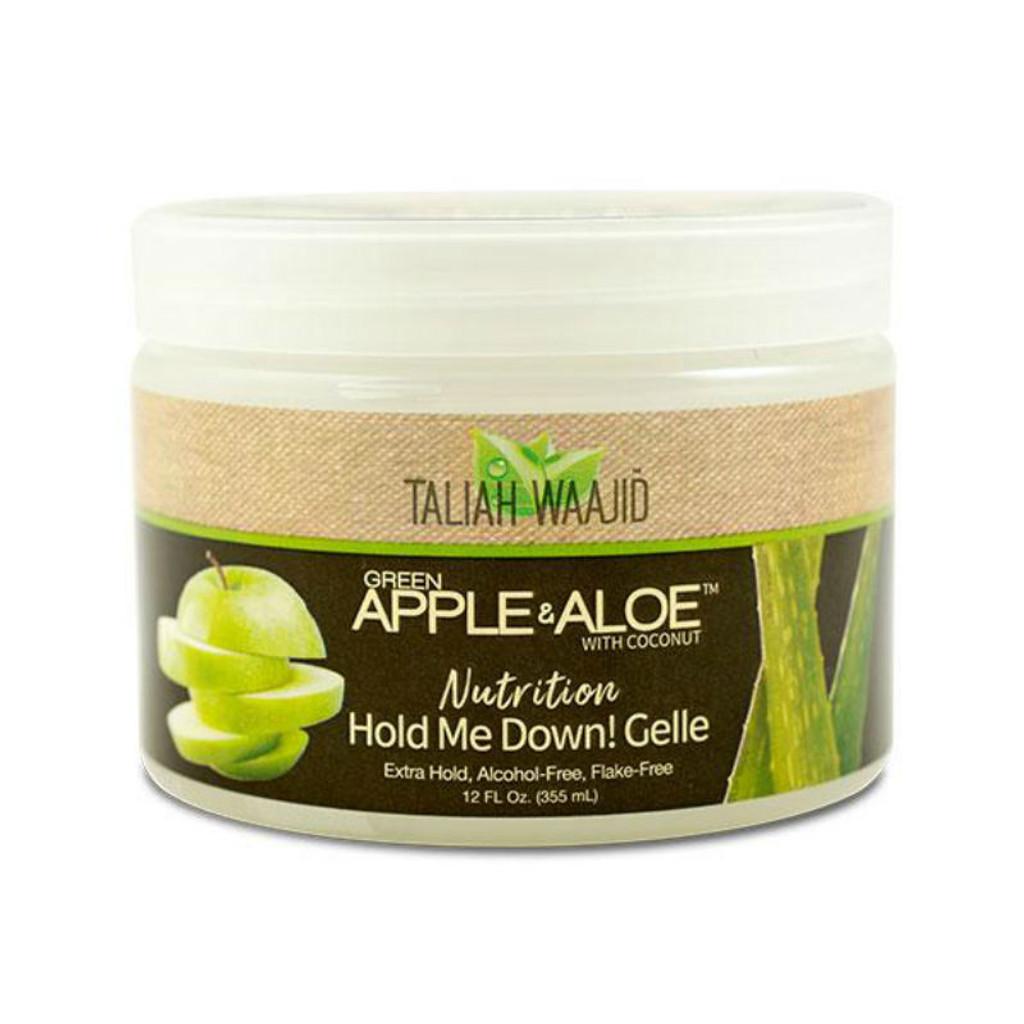 Taliah Waajid Green Apple & Aloe Nutrition Hold Me Down! Gelle (12 oz.)