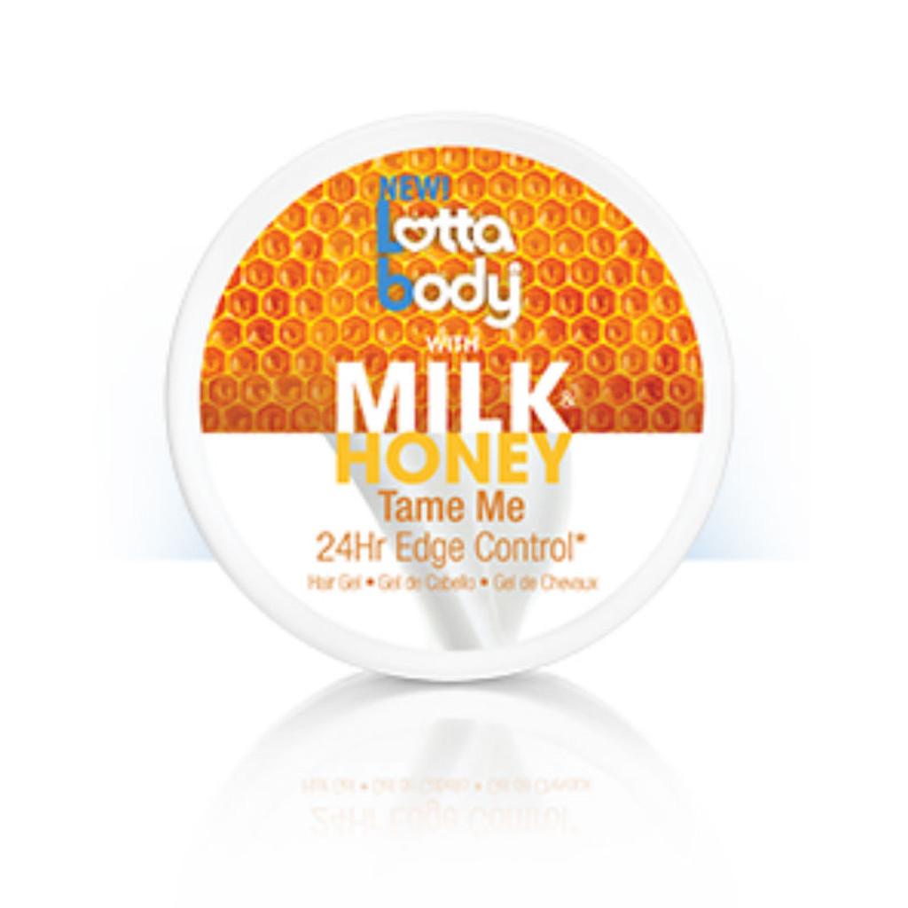 Lottabody Milk & Honey Tame Me 24Hr Edge Control (2.25 oz.)