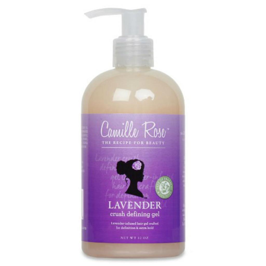 Camille Rose Naturals Lavender Crush Defining Gel (12 oz.)